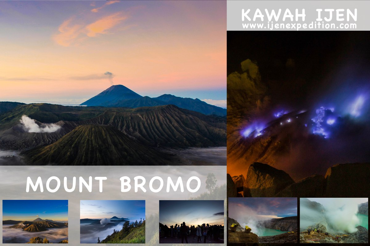 BROMO-IJEN BLUE FIRE 3D/2N DROP OF BALI